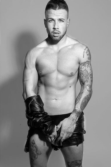 Tadeo Fernandez Sexy (6 Photos)