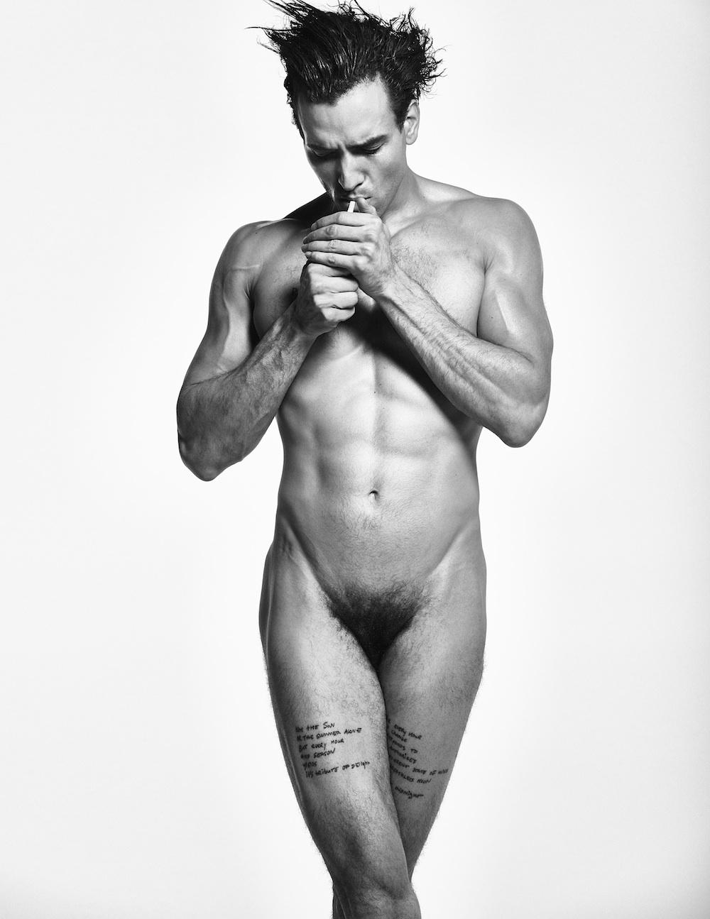 Marwan Kenzari Nude (2 Photos)