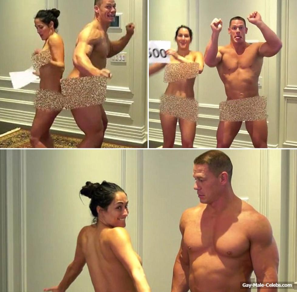 Nude bubble butt models