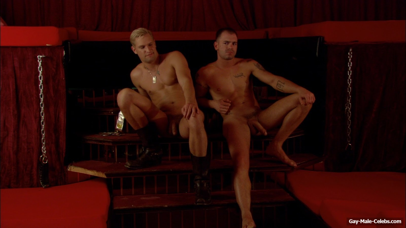 Actor Porno Gay Chris Hader josh collins – the male fappening