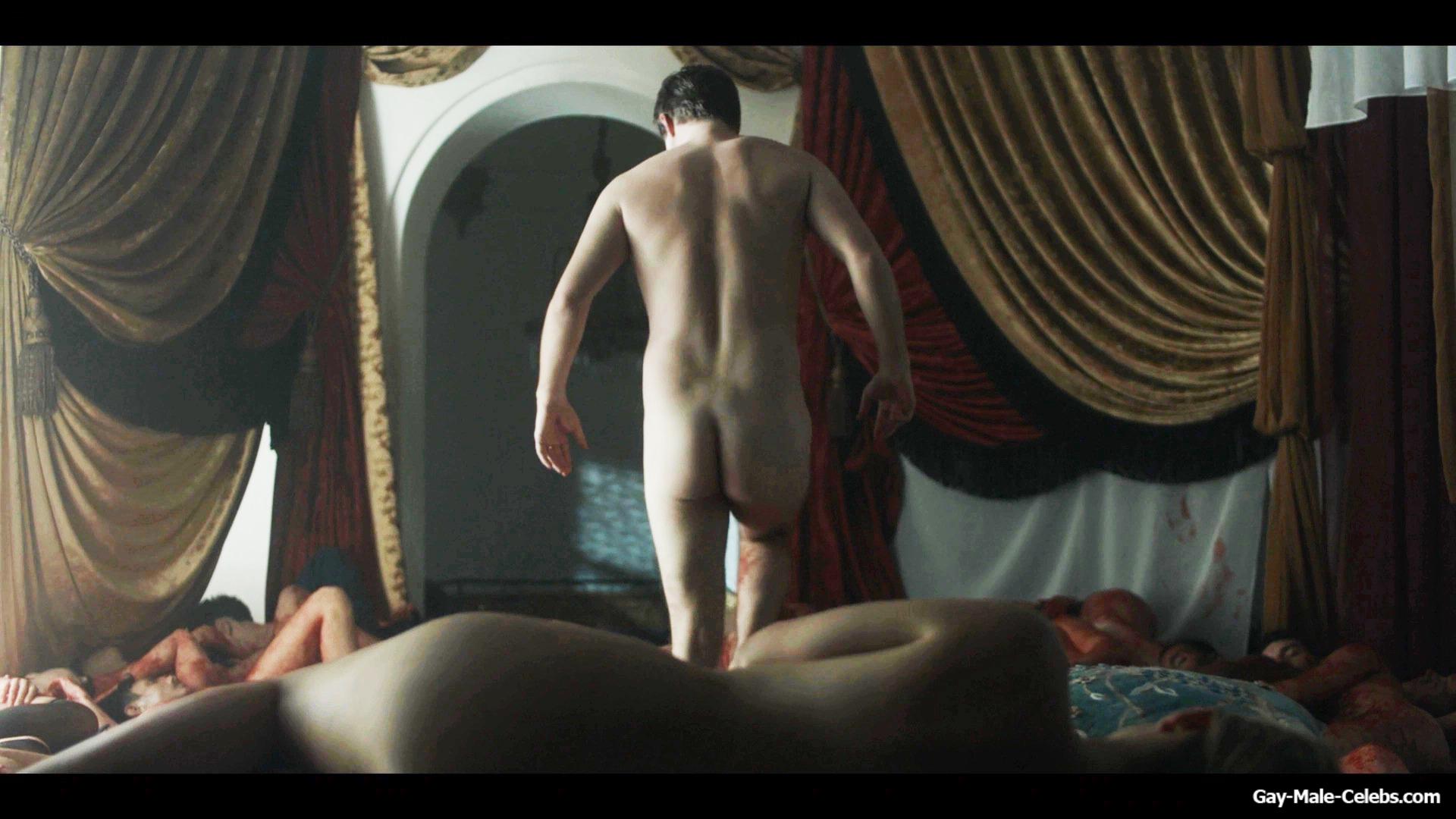 Jack Reynor Naked (5 Photos)