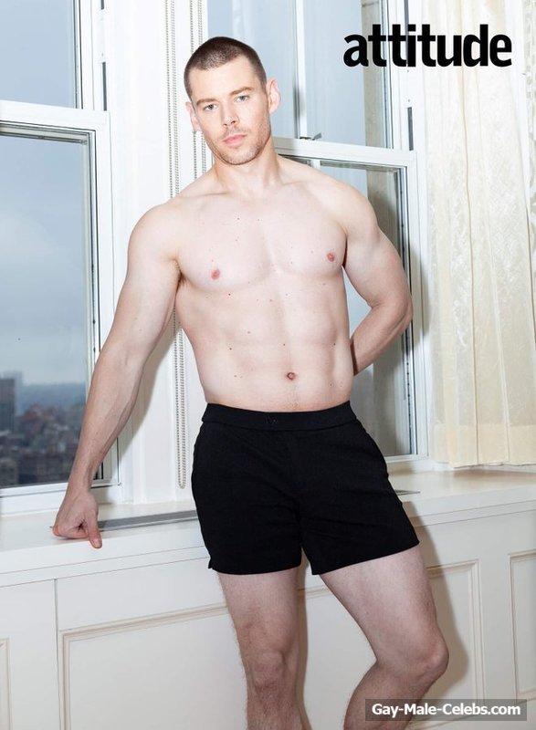 Brian J. Smith Nude Photos Leaked Online - Mediamass