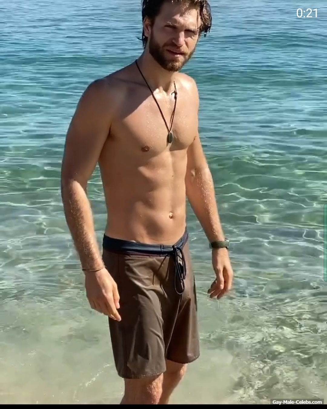 Keegan Allen Sexy (5 Photos) - The Male Fappening