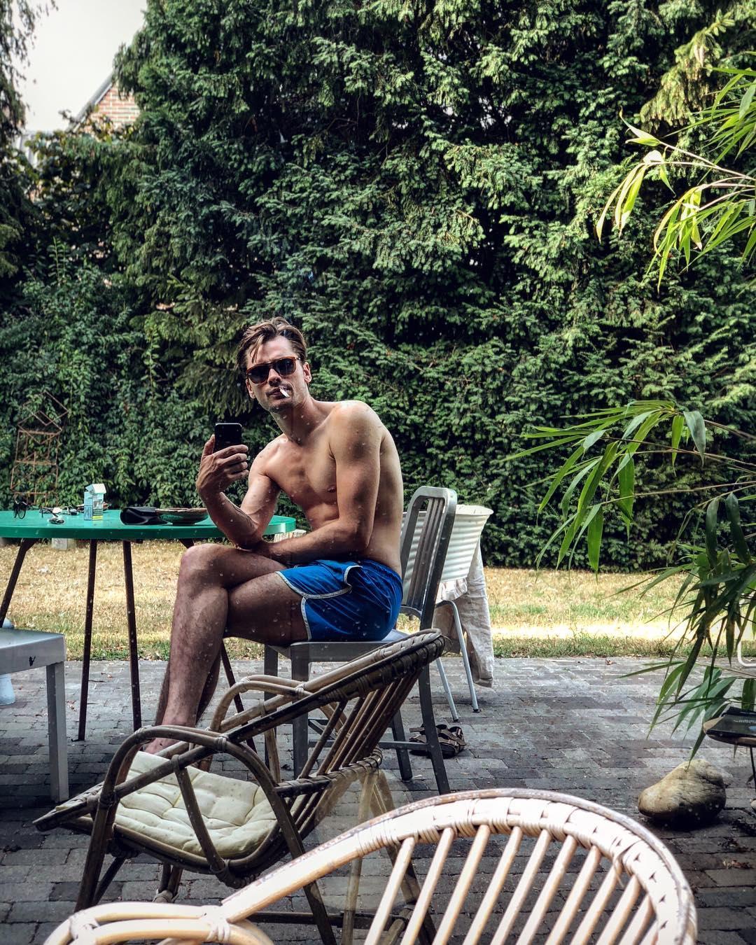 Boris Van Severen Sexy (1 Photo)