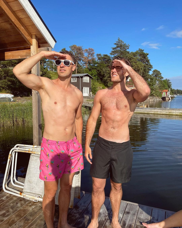 Benjamin Ingrosso Naked