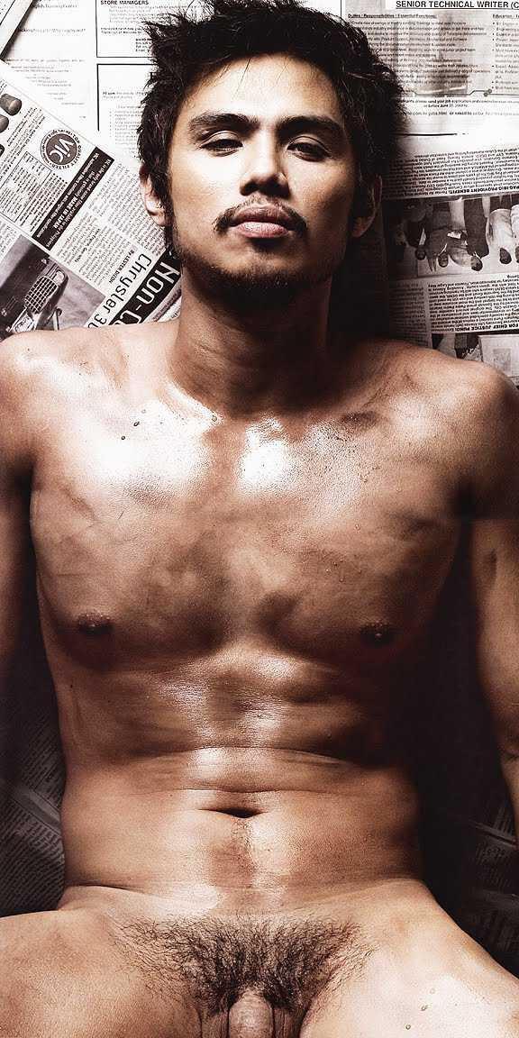 Josh Ivan Morales Naked (1 Photo)