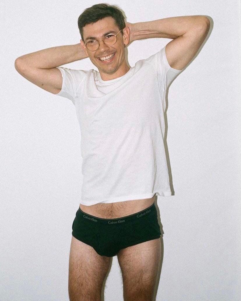 Ryan O'Connell Naked (5 Photos)